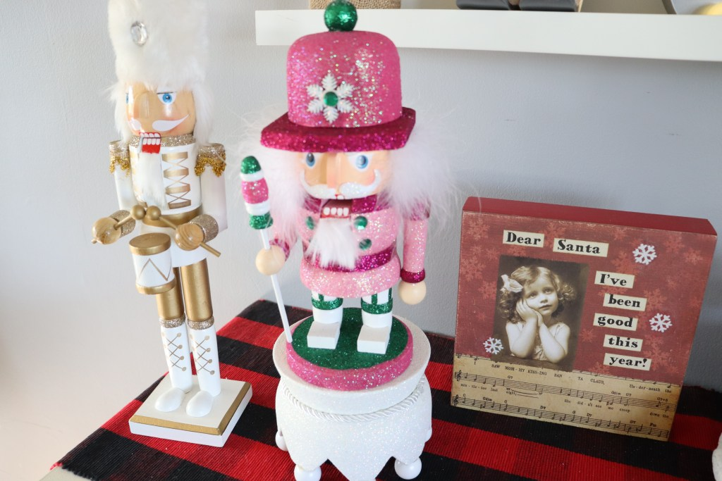 Pink toy soldier - Beauteeful Living