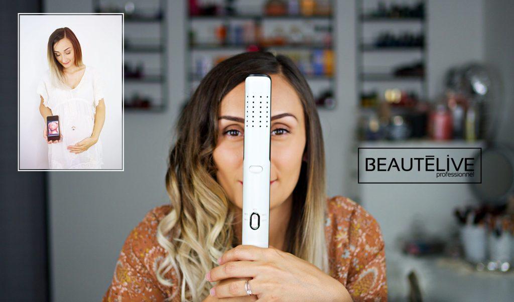 La youtubeuse Beauty Nath en parle : le lisseur 2 en 1 Blowstyler