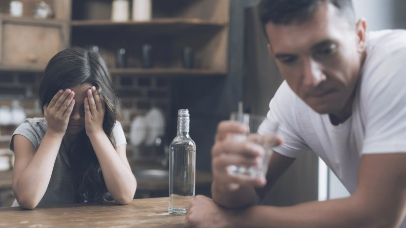 Damaging Effects of Alcoholism on Families