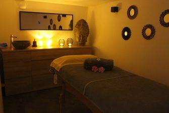 salle soin massage détente guer