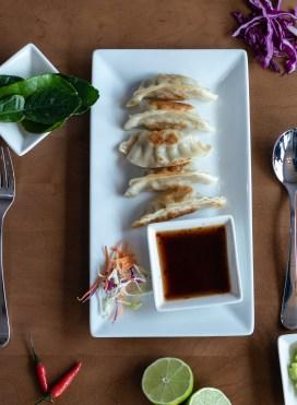 Gyoza - Beau Thai - Thai Restaurant Denver