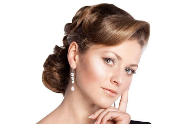 Fifties Hairstyles Long Hair Page 1