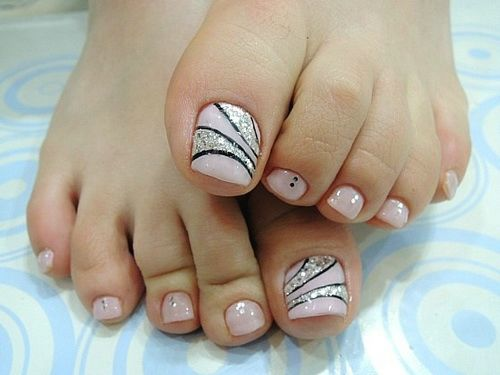 Cute Toe Nail Art 20