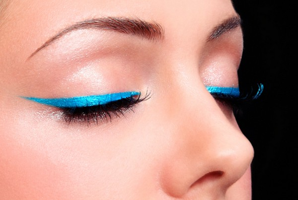 Eyeliner Styles For Blue Eyes