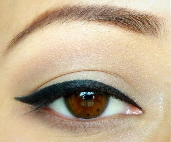 Eyeliner Styles For Small Eyes