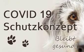 Caro's Hundesalon - Schutzkonzept