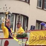 カーニバルパレードを見てきました【ドイツ・ボン】