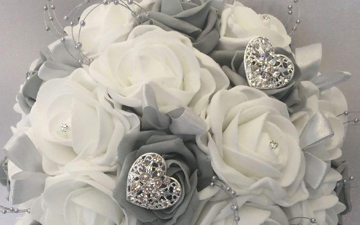 Artificial Wedding Bouquets & Artificial Wedding Flowers