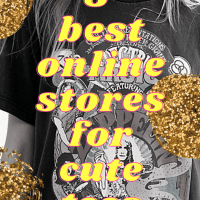 8 Online Stores For Stylish Graphic Tees (Vintage & Ethical Brands Included!)