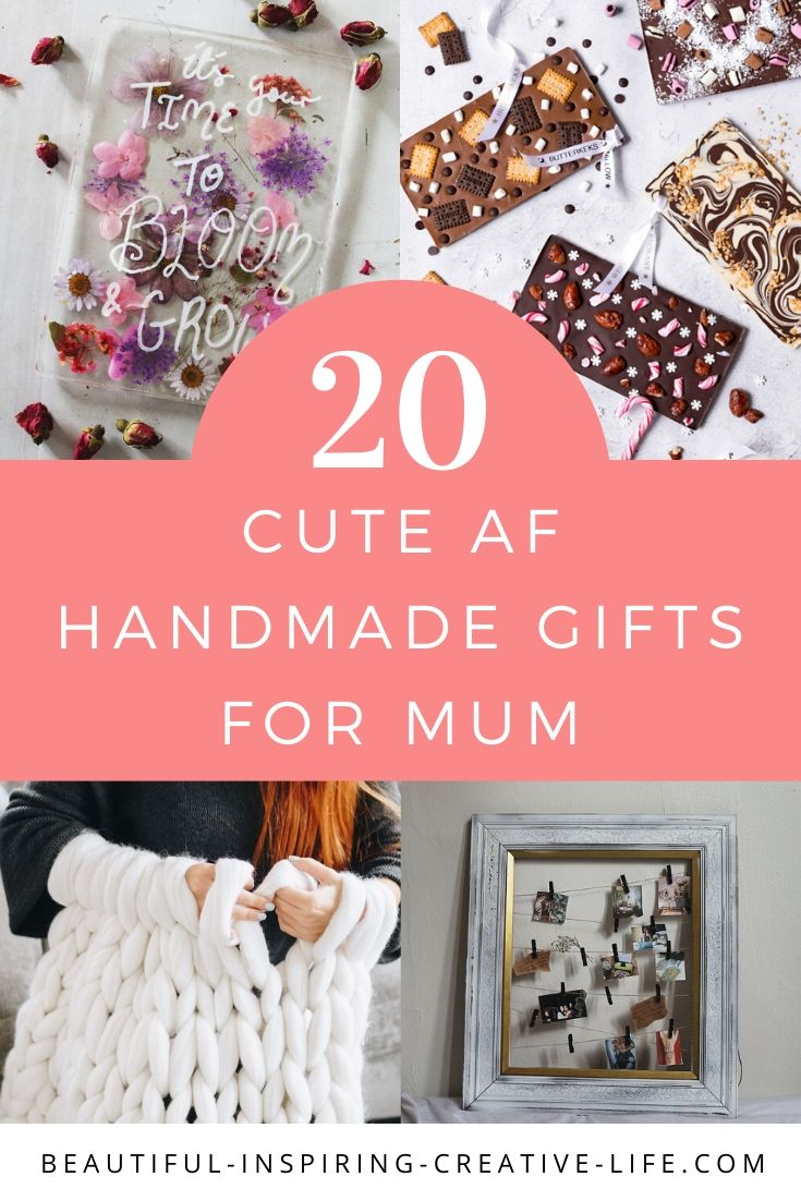 easy, affordable diy gifts for mum (that she'd want!)