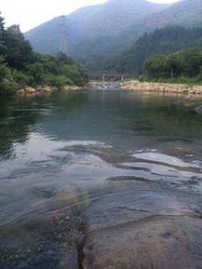 225x300 - 日本三代渓谷の「清津川で渓流釣り」