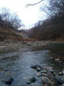 225x300 - 利根川の支流「谷川で渓流釣り」
