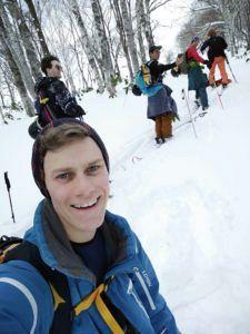 img 2253 225x300 - デンマークからニセコに来たイケメン「スキーインストラクター」〜ニセコ外国人特集〜