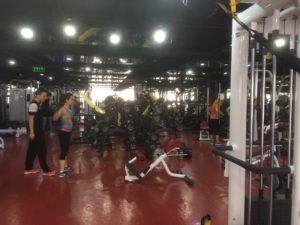 img 2070 300x225 - Hanoiで最も高級なジム「California fitness」