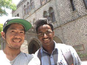img 2591 300x225 - HelloTalkを使ってインドの友人と会ってみた