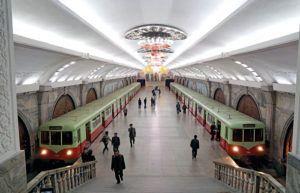 north korea subway 300x193 - [:ja]北朝鮮の地下鉄に乗るならハンガリーの首都ブダぺストへ[:en]北朝鮮[:]