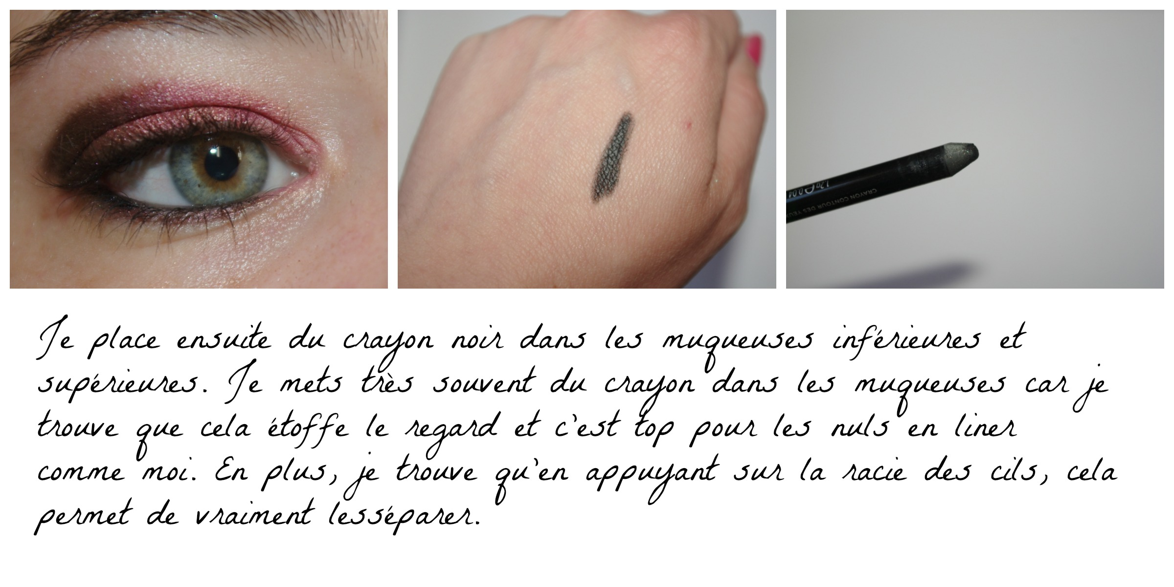 Etape 6 Maquillage Vice 3
