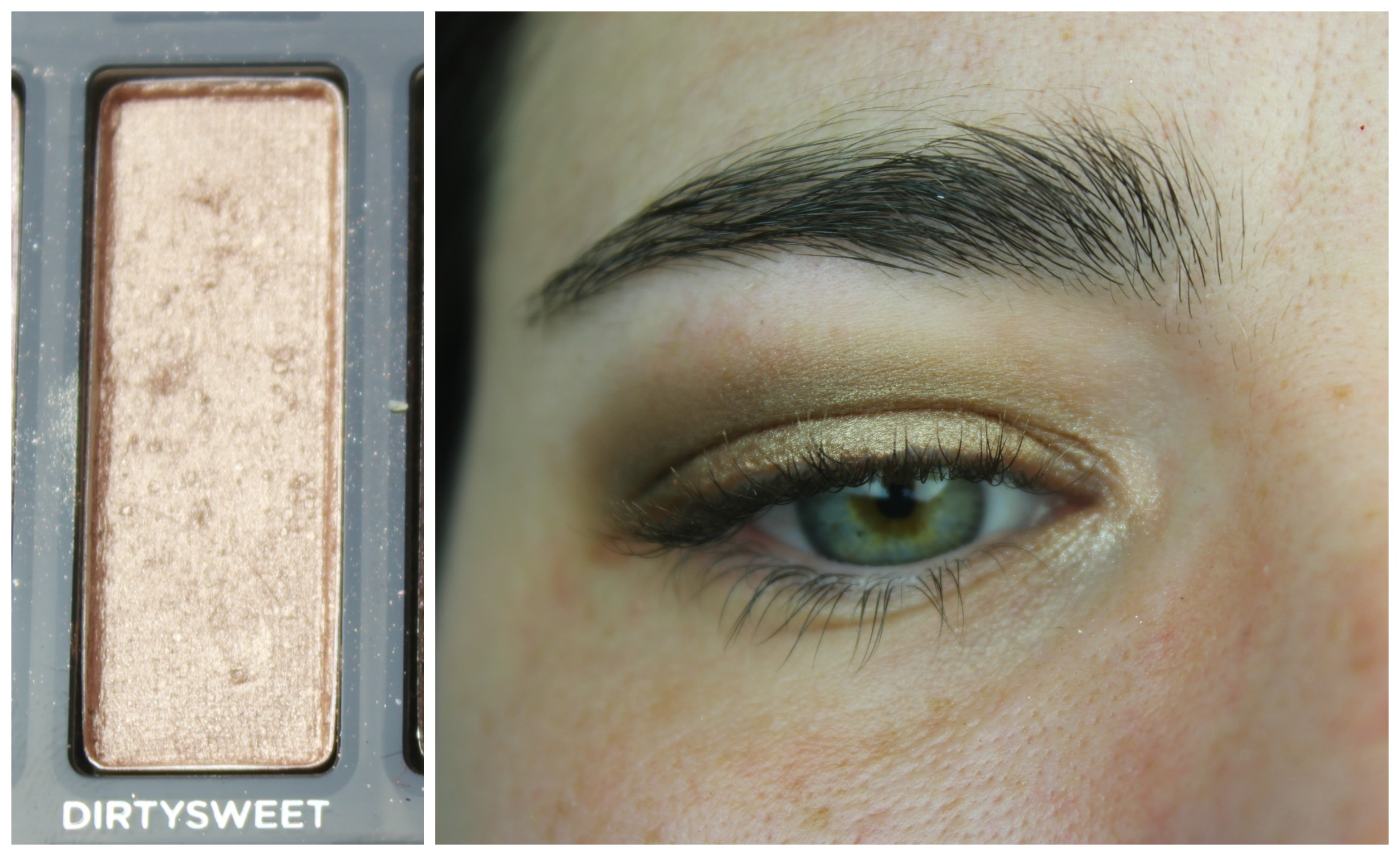 Naked Smoky yeux 3