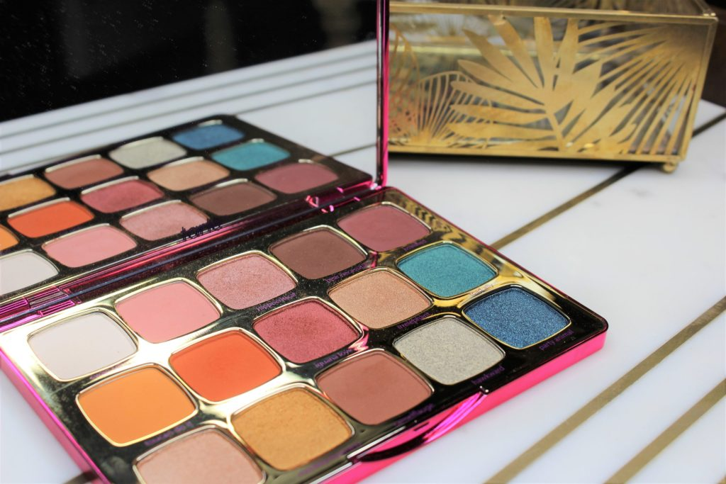 Unleashed palette tarte