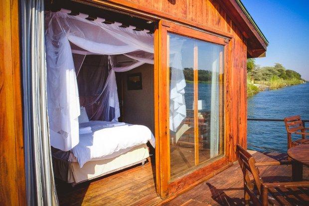 Honeymoon-Hausboot