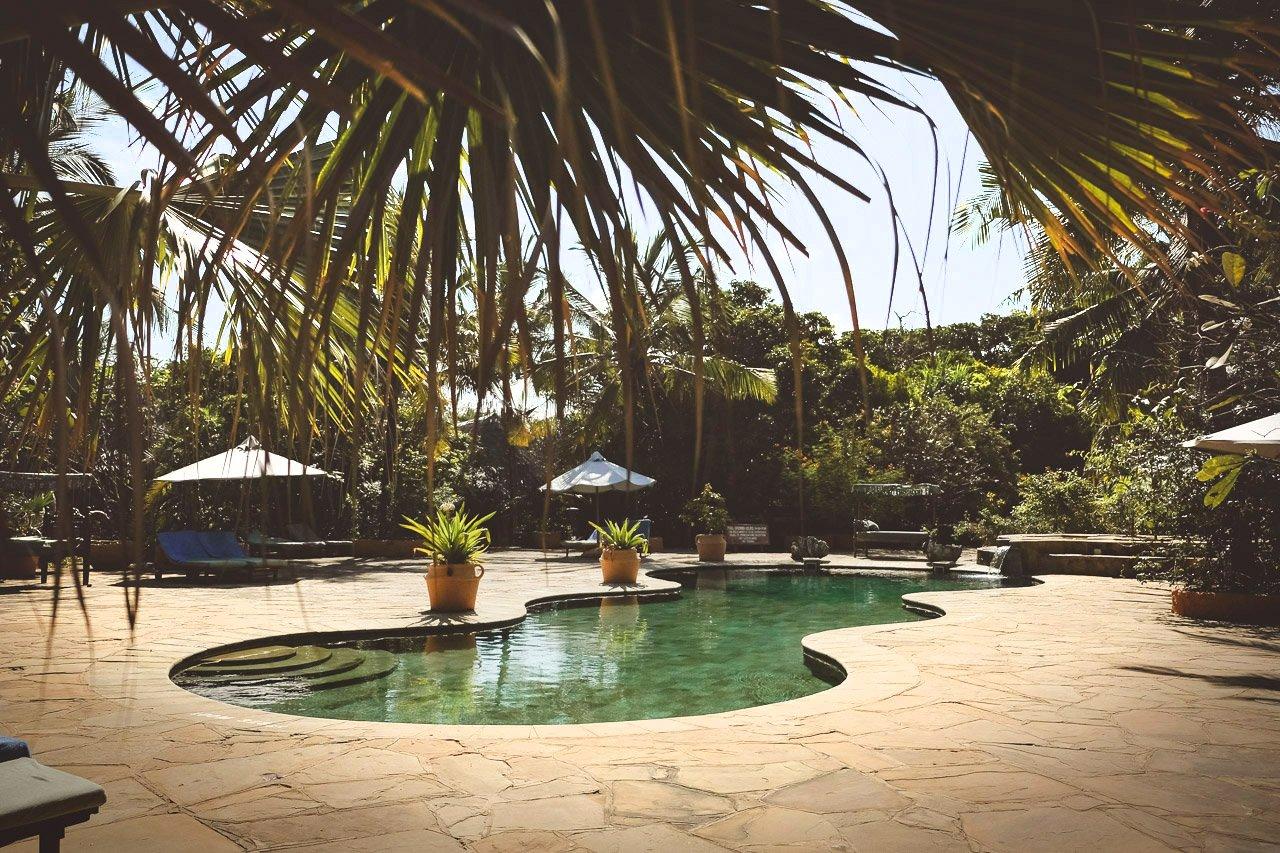 Permalink to Sonnenuntergang Spa Romantik Pool Am Hotel