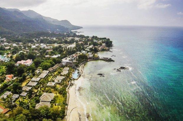 Le Méridien Fisherman's Cove, Mahé, Seychellen - Entspannung & Gourmetküche mit Blick aufs Meer
