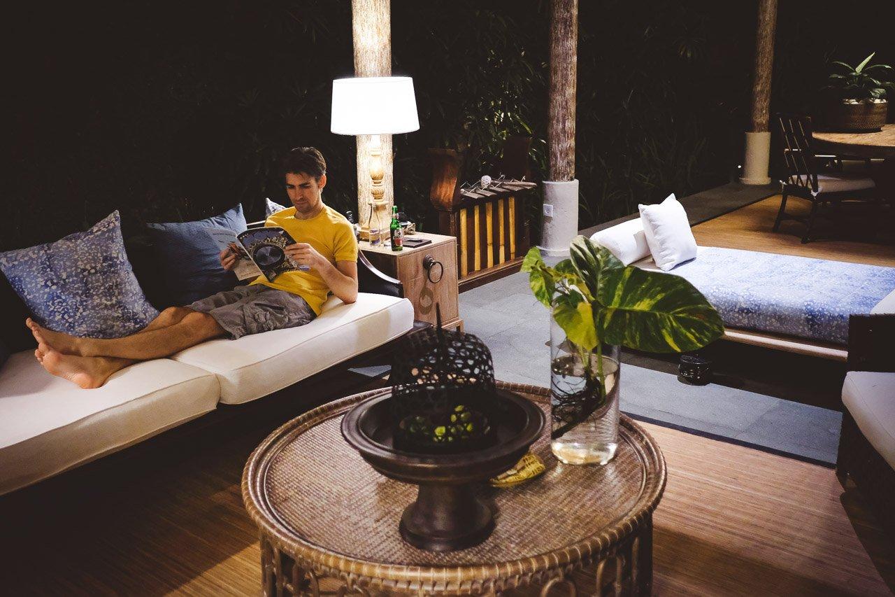 Kayumanis Sanur Private Villa & Spa, Bali - Outdoor-Living, Luxus ...