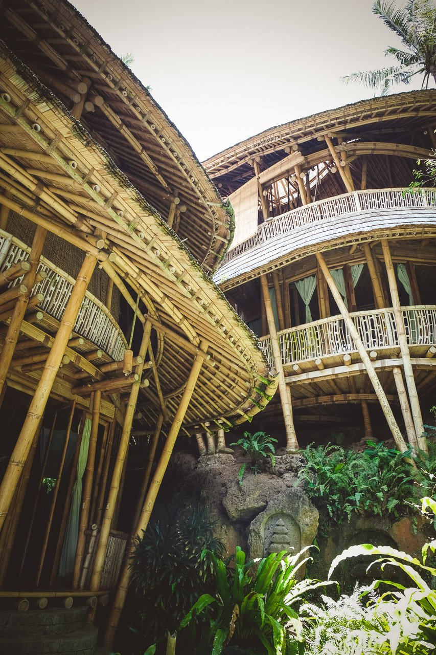 Green Village Bali Spectacular Sustainable Bamboo