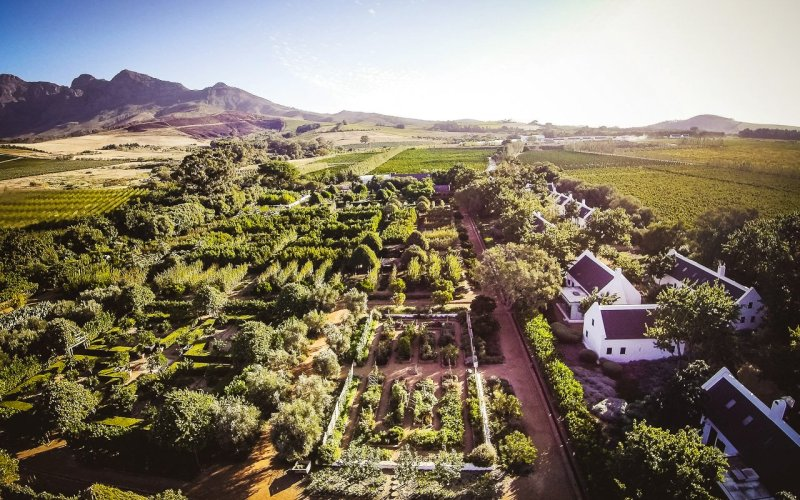 Babylonstoren, South Africa - Luxury Farm Hotel & Winery with ...