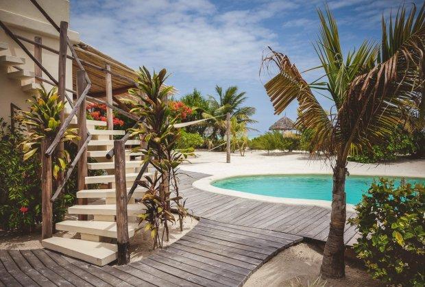 Zanzibar White Sand Luxury Villas & Spa, Sansibar, Afrika - Entspannen & Kitesurfen am Paje Beach
