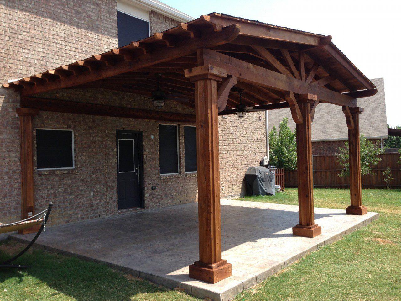 Cover - 2 | Beautiful Backyard Living | Frisco, TX | Plano ... on Backyard Patio Cover  id=76624