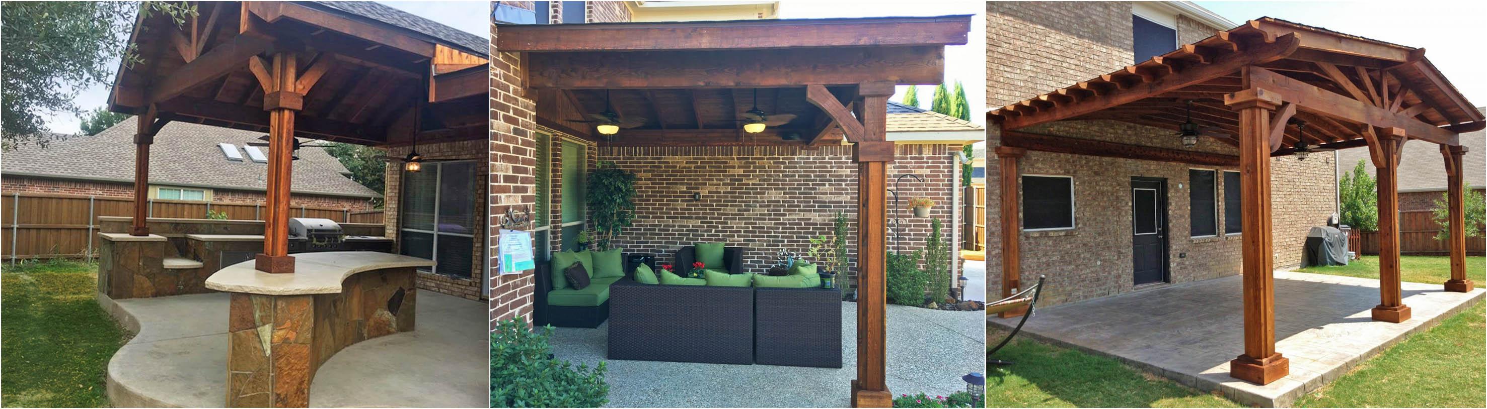 patio covers beautiful backyard living