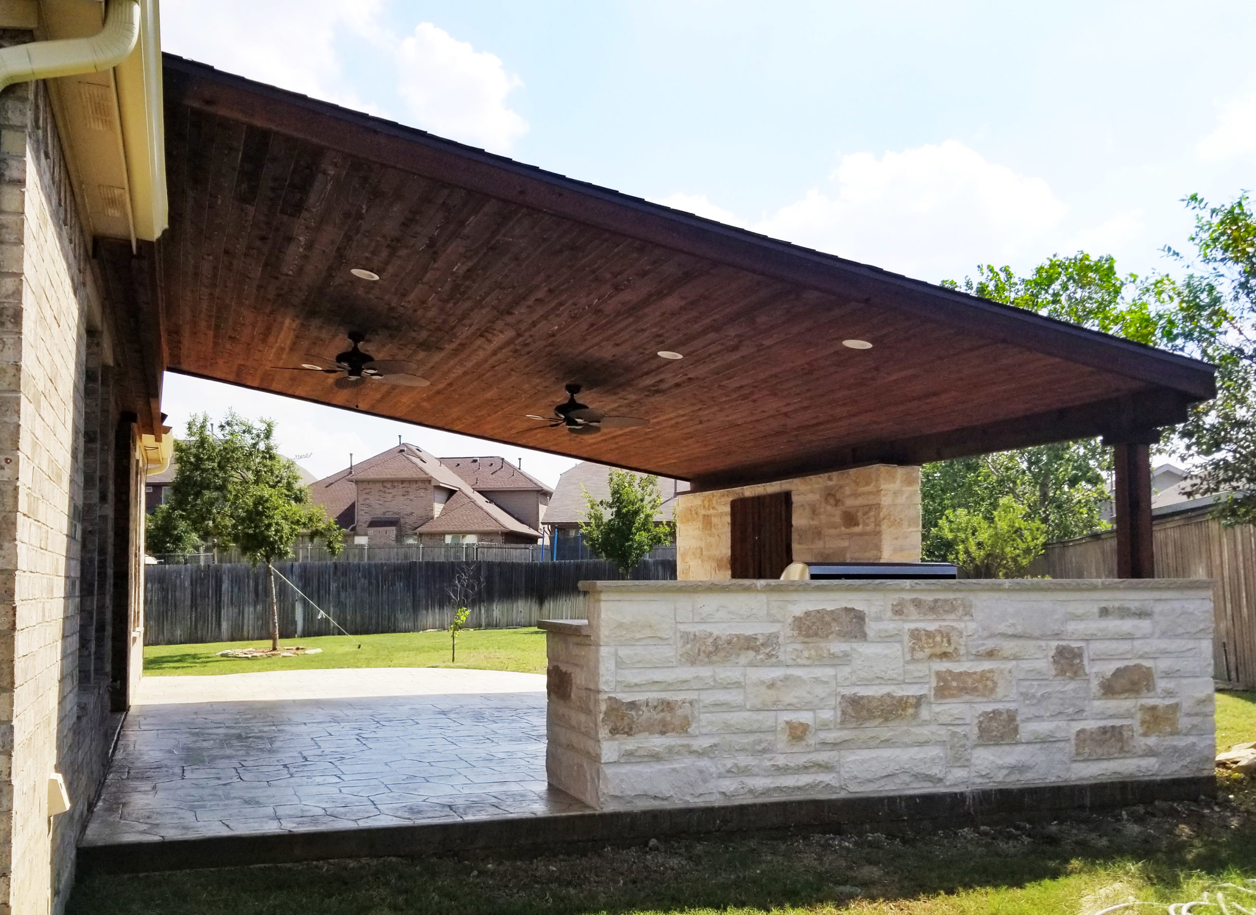 Frisco Patio Cover Companies   Beautiful Backyard Living ... on Backyard Patio Covers  id=40129