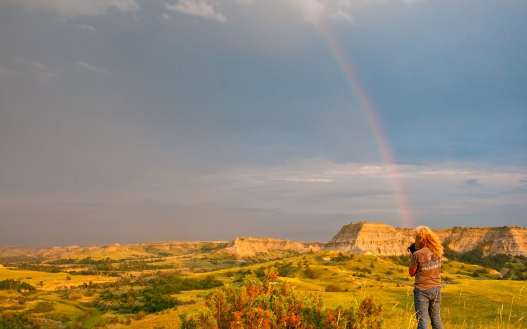 """The North Dakota many people don't know: Maah Daah Hey trail (Otherwise known as the """"lasting a long time"""" trail)"""