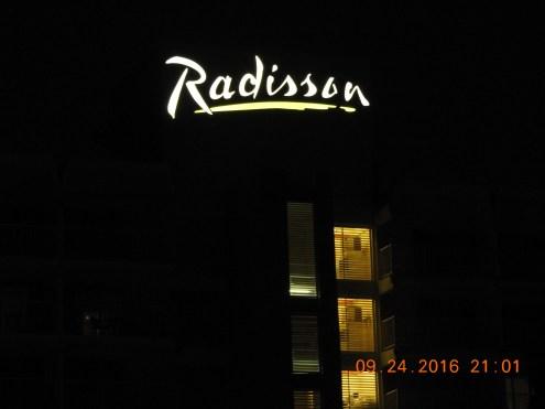 Hotel Radisson, aquatic gap, Barbados