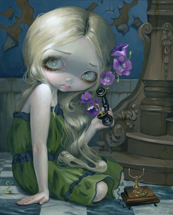 Jasmine Becket Griffith Whitby Goth Weekend Beautiful
