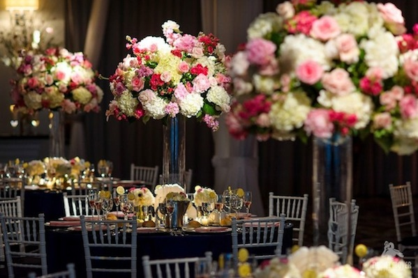 Wedding Wednesday Pink Whimsy Beautiful Blooms