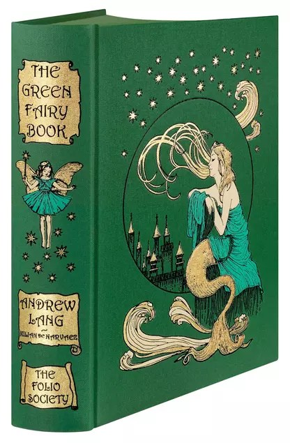 FS Green Fairy Book | visit beautifulbooks.info for more...