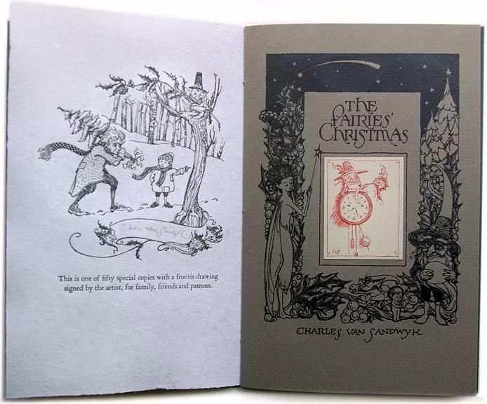 Charles van Sandwyk fairies| visit beautifulbooks.info for more...