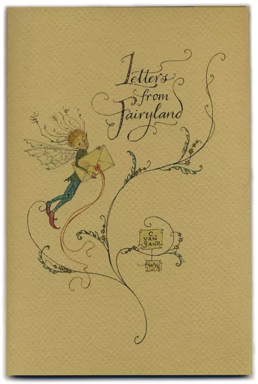 Charles van Sandwyk fairies| visit beautifulbooks.info for more...
