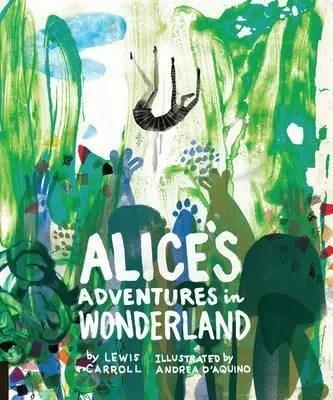 Rockport Alice in Wonderland HB cover