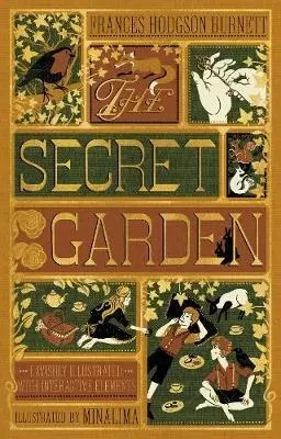 Secret Garden by MinaLima | beautifulbooks.info