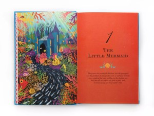 minallima little mermaid int 1