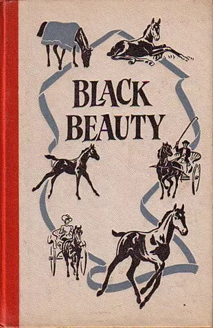 Junior Deluxe Editions Black Beauty Alt