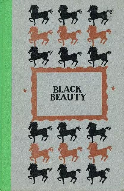 Junior Deluxe Editions Black Beauty