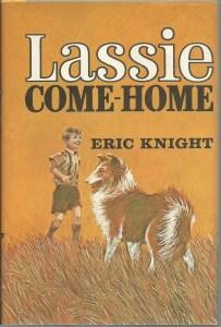 Junior Deluxe Editions Lassie Come Home 1964 DJ