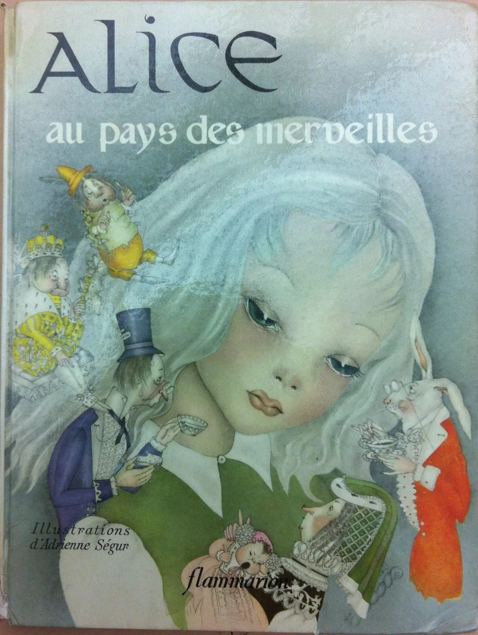 Alice by Adrienne Segur