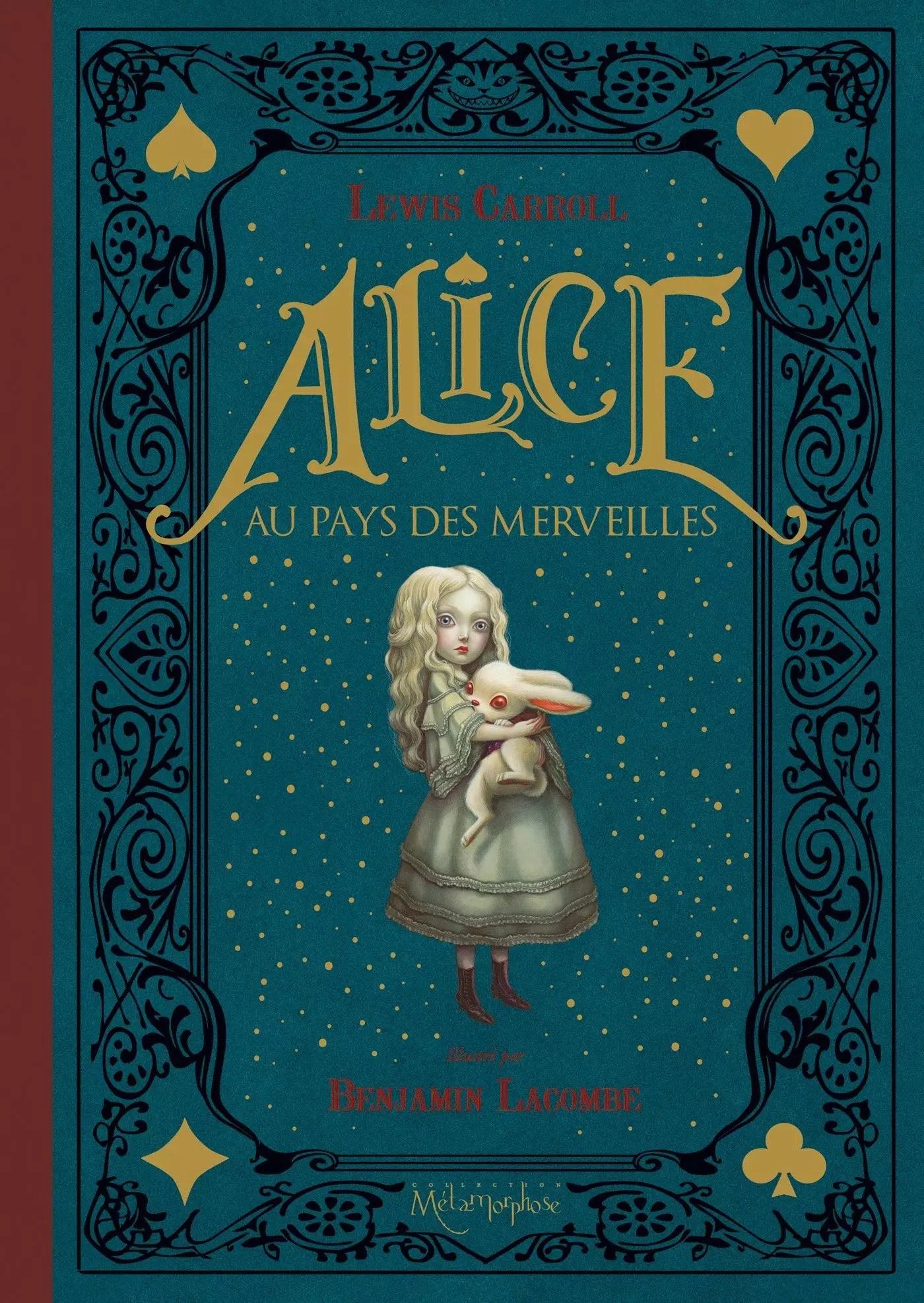 Alice by Benjamin Lacombe
