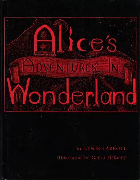 Alice by Gavin OKeefe