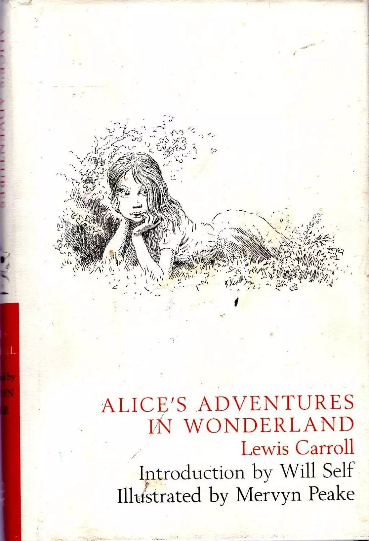 Alice by Mervyn Peake